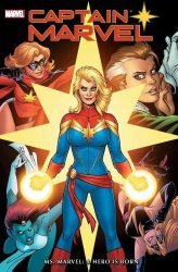 Marvel Comics's Captain Marvel / Ms. Marvel: A Hero is Born - Omnibus Hard Cover # 1