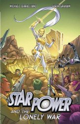 Skymap Comics's Star Power TPB # 4