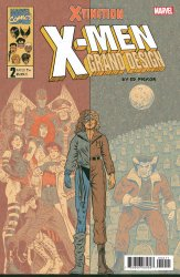 Marvel Comics's X-Men: Grand Design - X-Tinction Issue # 2