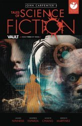 Storm King Productions's John Carpenter's Tales Of Science Fiction Issue # 3