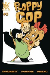 Source Point Press's Floppy Cop Issue # 5