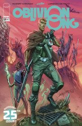 Image Comics's Oblivion Song Issue # 25e