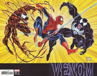 Marvel Comics's Venom Issue # 25e