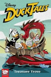 IDW Publishing's DuckTales: Treasure Trove Soft Cover # 1-2nd print