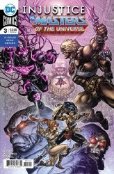DC Comics's Injustice vs The Masters of The Universe Issue # 3