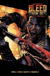 Vault Comics's Bleed Them Dry Issue # 6b