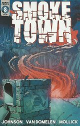Scout Comics's Smoketown Issue # 8
