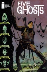 Image's Five Ghosts Issue # 13