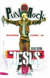 Vertigo's Punk Rock Jesus Hard Cover # 1