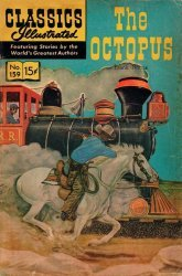 Gilberton Publications's Classics Illustrated #159: The Octopus Issue # 2