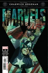 Marvel Comics's Marvels X Issue # 5