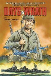 Caliber Entertainment's Days Of Wrath Soft Cover # 1