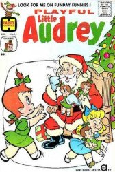 Harvey Publications's Playful Little Audrey Issue # 16