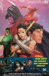 DC Comics's DC Comics: Walmart 4-Comic Pack Issue I