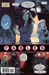Vertigo's Fables Issue # 145