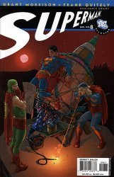 DC Comics's All-Star Superman Issue # 8