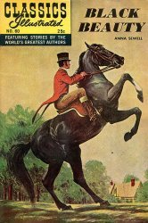 Gilberton Publications's Classics Illustrated #60: Black Beauty Issue # 7