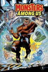 Storm Entertainment's Monsters Among Us Issue # 1