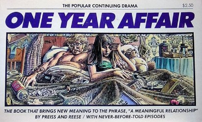 Workman Publishing's One Year Affair TPB # 1