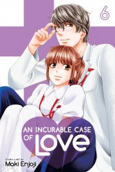 Viz Media's An Incurable Case of Love Soft Cover # 6