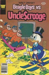 Whitman's Beagle Boys vs. Uncle Scrooge Issue # 9