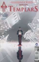 Titan Comics's Assassin's Creed: Templars Issue # 2c