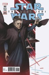 Marvel Comics's Star Wars: The Last Jedi - Movie Adaptation Issue # 2
