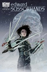 IDW Publishing's Edward Scissorhands Issue # 1