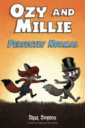 Andrews McMeel Publishing's Ozy and Millie Soft Cover # 2