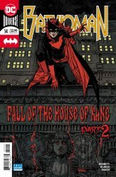 DC Comics's Batwoman Issue # 14