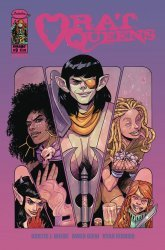Image Comics's Rat Queens Issue # 9b