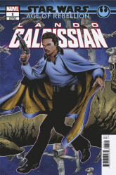 Marvel Comics's Star Wars: Age of Rebellion Lando Calrissian Issue # 1b