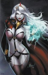 Coffin Comics's Lady Death: Hot Shots Issue # 1r