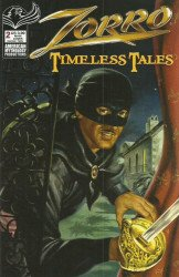 American Mythology's Zorro: Timeless Tales Issue # 2