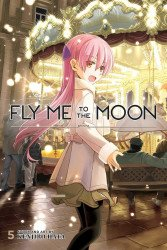 Viz Media's Fly Me to the Moon Soft Cover # 5