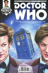 Titan Comics's Doctor Who: 11th Doctor - Year Three Issue # 8d