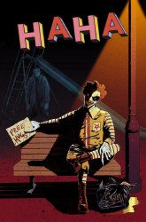 Image Comics's HAHA Issue # 1the 616-a