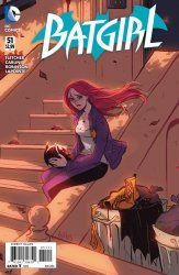 DC Comics's Batgirl Issue # 51