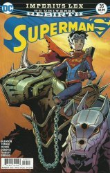 DC Comics's Superman Issue # 35