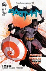 DC Comics's Batman TPB # 9