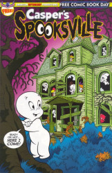 American Mythology's Caspers Spooksville Issue fcbd