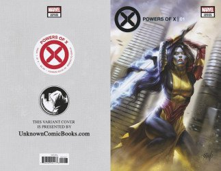 Marvel Comics's Powers of X Issue # 1unknown