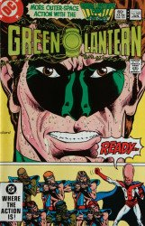 DC Comics's Green Lantern Issue # 160