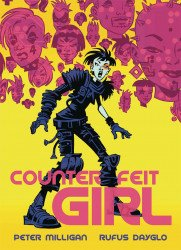 Rebellion's Counterfeit Girl TPB # 1