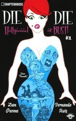 Chapter House Publishing Inc.'s Die Kitty Die: Hollywood Or Bust! Issue # 1b