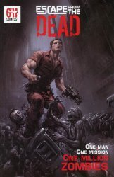 Grind House Comics's Escape From The Dead Soft Cover # 1