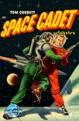 Bluewater Productions's Tom Corbett: Space Cadet Classics Issue # 1