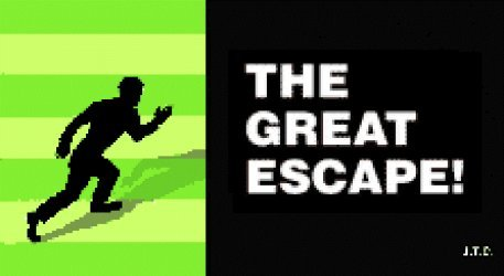 Chick Publications's The Great Escape Issue nn