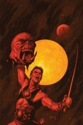 Dynamite Entertainment's Warlord of Mars Issue # 25e