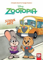 Dark Horse Comics's Disney Zootopia: School Days Hard Cover # 1